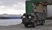 Grootschalige oefening van Amerikaans leger in Antwerpse haven van start