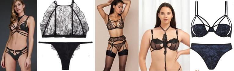 Lief, sexy of zelfs een beetje stout: met deze lingeriesetjes ben je Cupido te slim af