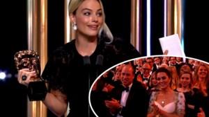 Margot Robbie maakt gewaagde grap over Megxit: prins William en Kate lachen ongemakkelijk