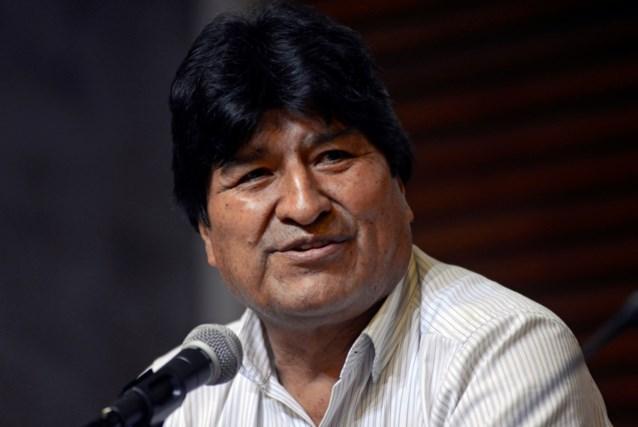 Ex-president Morales ook vanuit ballingschap officieel kandidaat bij parlementsverkiezingen in Bolivia