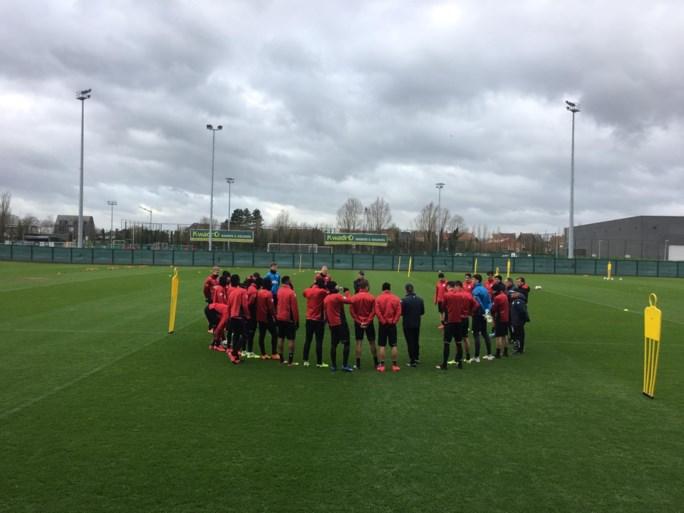 """Voorzitter Zulte Waregem schept duidelijkheid: """"Vossen speelt niet tegen Club Brugge"""""""