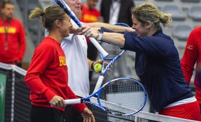 """Welke rol heeft Clijsters gespeeld in de carrière van haar opvolgsters? """"Een eer om met Kim te trainen"""""""