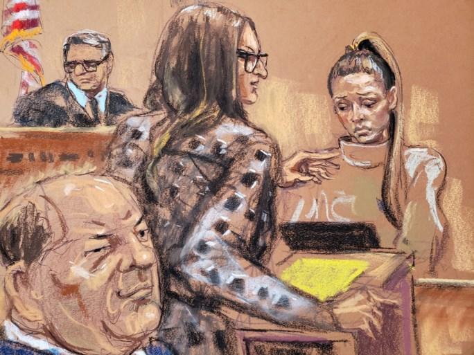 Proces tegen Weinstein opgeschort na paniekaanval getuige