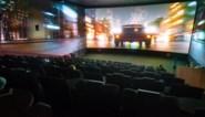 Film beleven op drie schermen