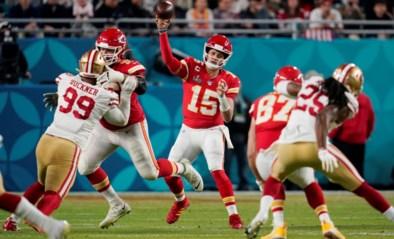 Meer dan 102 miljoen Amerikanen zien Kansas City Super Bowl winnen