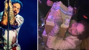 """Post Malone deelt zomaar 45.000 euro uit aan vrienden: """"Liever aan hen dan aan strippers"""""""