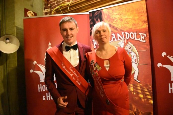 Cedric en Peggy aangesteld als hofmaarschalkenpaar 2020