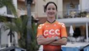 Twee weken na haar operatie: Marianne Vos hervat training op wel heel bijzondere fiets