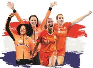 Oranje vrouwen boven: waarom de Nederlandse atletes in zoveel sporttakken de besten van de wereld zijn