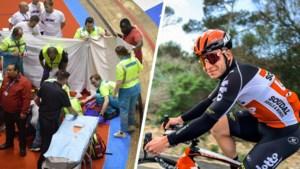 """Na doodsmak op Gentse Zesdaagse zit """"comeback kid"""" Gerben Thijssen weer op de fiets"""