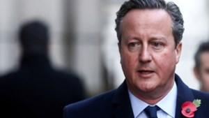 Lijfwacht David Cameron vergeet geladen pistool en paspoort van voormalige premier op vliegtuigtoilet
