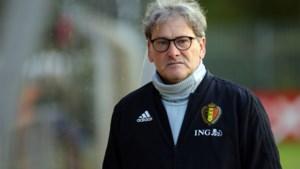 """Jacky Mathijssen volgt Johan Walem op als bondscoach van nationale beloften: """"Mijn taak wordt tweeledig"""""""