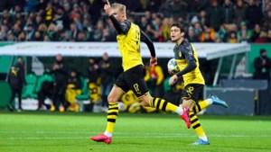 Dortmund start met Haaland op de bank… en ligt uit de beker, Benito Raman schiet Schalke 04 naar volgende ronde