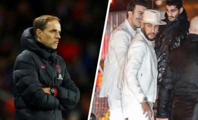 """PSG-coach machteloos na feestje Neymar: """"Als ik alle spelers die er waren aan de kant moet laten, heb ik geen ploeg"""""""