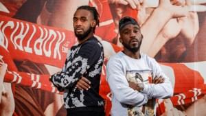 """Bad Boys Ilombe Mboyo en Hervé Kage over de bekerfinale, Kompany en hun carrière: """"Zat er meer in? Misschien wel. Kon het slechter? Zeker"""""""