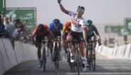 Rui Costa eerste winnaar op Saudische bodem