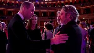 """Prins William prijst Joaquin Phoenix voor """"Joker"""": """"Ik was omvergeblazen"""""""