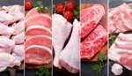 Belg at vorig jaar 26 kilo vlees