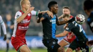 ONZE PUNTEN. Ongelukkige Mignolet niet enige gebuisde bij Club Brugge, Deschacht één van uitblinkers bij Essevee