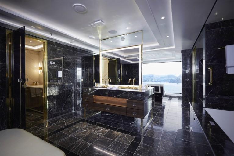 Extreme luxe voor 10.000 euro per nacht: binnenkijken in de mooiste hotelkamer op zee