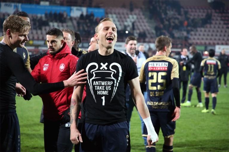 """REACTIES. Derijck """"hield armen naast het lichaam"""", Refaelov kijkt uit naar """"bijzondere match"""" tegen ex-club"""