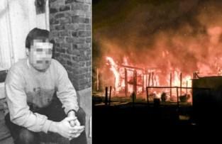 Seriepyromaan na 25 jaar eindelijk gepakt: Brandwonde en aansteker deden hem de das om