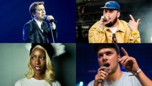 Naar deze artiesten en categorieën is het vanavond uitkijken op de MIA's