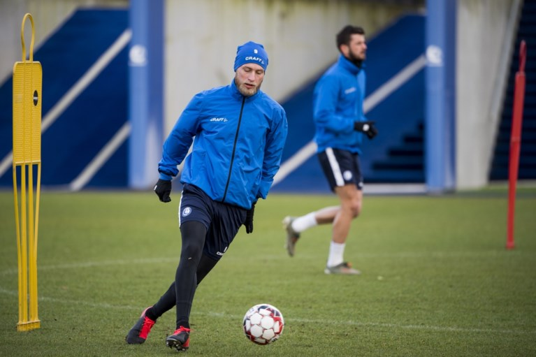 """Verschillende vraagtekens bij AA Gent, maar: """"Anderlecht moet winnen, daar kunnen wij gebruik van maken"""""""
