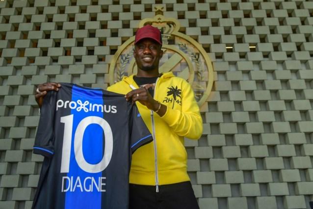 Leidde uitbraak van coronavirus ertoe dat Club Brugge niet van Mbaye Diagne afraakte?
