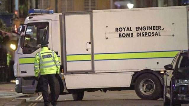 Splintergroep van IRA zegt bom onder vrachtwagen geplaatst te hebben