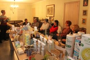 Van bewaarpotje tot zeep: Goele gaat van huiskamer tot huiskamer met ecoproducten