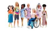 Nu hebben ze echt voor iederéén een Barbie