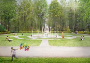Nieuwe fontein op komst in Te Boelaarpark