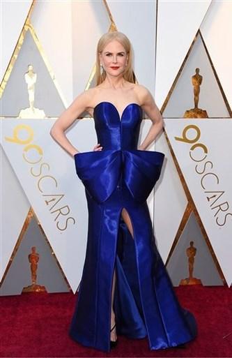 De meest iconische Oscarjurken van de voorbije tien jaar