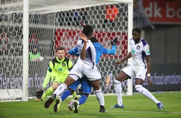 Anderlecht speelt beste uitmatch van het seizoen, maar pakt slechts een punt in Gent