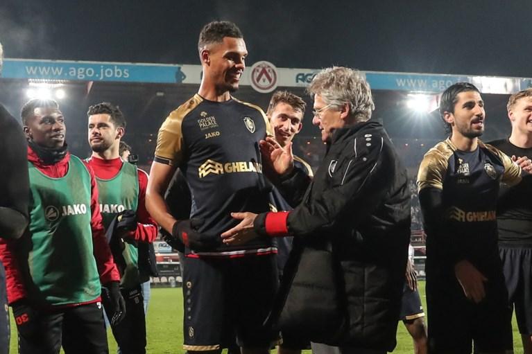 """Laszlo Bölöni na amper vijf uur slaap: """"Club Brugge is favoriet in bekerfinale, maar nu eerst Play-off 1 veiligstellen"""""""