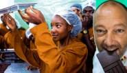 Dominique en de chocoladefabriek: hoe een topchocolatier in één van de gevaarlijkste regio's van de wereld terechtkwam