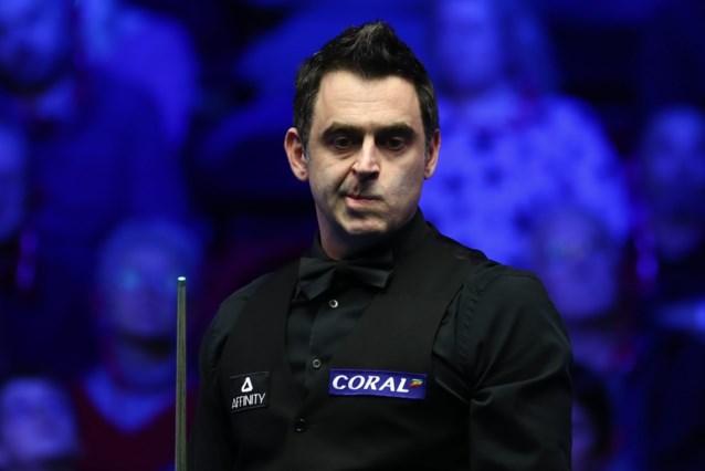 "Ronnie O'Sullivan uitgeschakeld op World Grand Prix snooker: ""Graeme speelde goed en verdiende te winnen"""