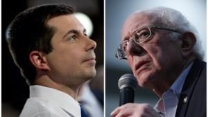 """""""Buttigieg wint voorverkiezingen Iowa nipt van Sanders"""""""
