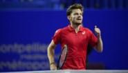 """David Goffin mag naar halve finales op ATP-toernooi Montpellier: """"Opslag draaide goed, ik speelde agressief"""