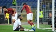 Ex-verdediger Club Brugge scoort schlemielige owngoal maar wint wel op het veld van AS Roma
