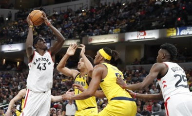 NBA-titelverdediger Toronto scherpt clubrecord aan met dertiende opeenvolgende zege