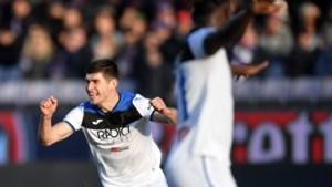 Ruslan Malinovskyi schiet Atalanta voorbij Fiorentina, Timothy Castagne maakt rentree