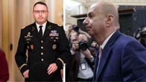 Donald Trump wacht niet lang met wraak: president ontslaat twee kroongetuigen uit impeachmentproces