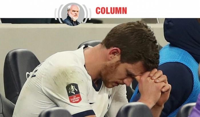 """""""Jan Vertonghen huilde misschien, maar dat was vooral om de onmetelijke arrogante domheid van José Mourinho"""""""