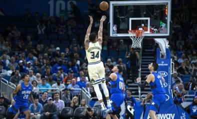 Milwaukee en LA Lakers begaan geen misstap in reguliere competitie NBA