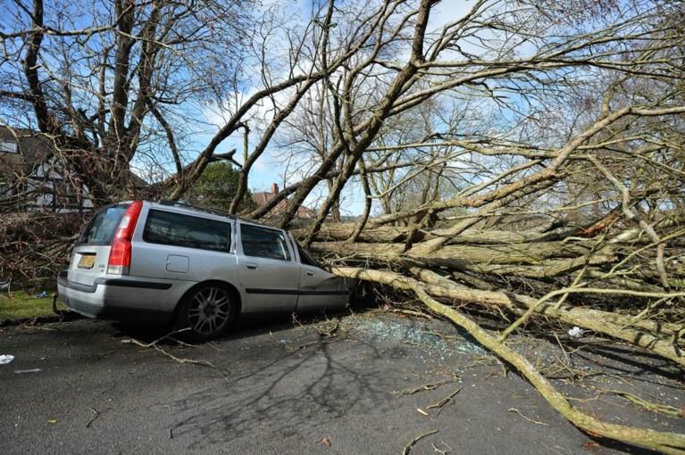 Storm Ciara geselt Britse eilanden: hevige regenval, drie gewonden bij instorting dak van pub
