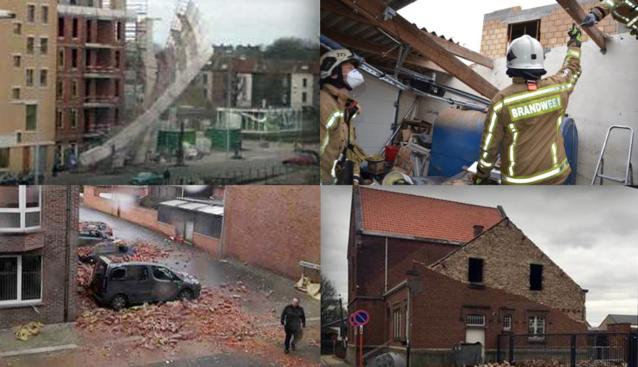 LIVE. Veel schade door storm Ciara, stormtij voorspeld aan de kust en in Antwerpen