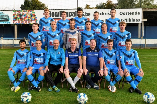 SK Lochristi B pas in slotfase voorbij SKV Oostakker