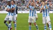 Real Sociedad, met invaller Adnan Januzaj, verslaat Athletic Bilbao na intense tweede helft